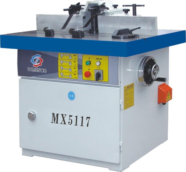 立铣MX5117B可调45度角度