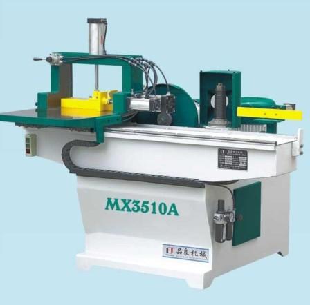 梳齿榫开榫机(精密轨道)MX3510A