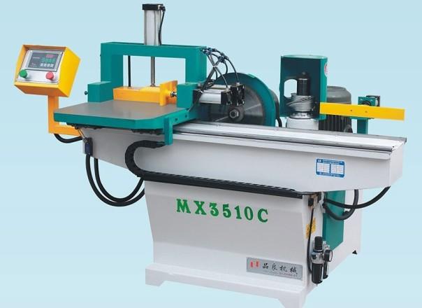 半自动梳齿榫开榫机(链条带动)MX3510C