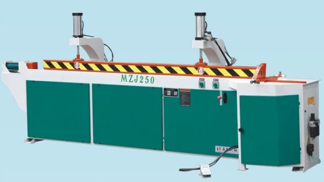 梳齿榫对接机(带锯片切断)MZJ250/400