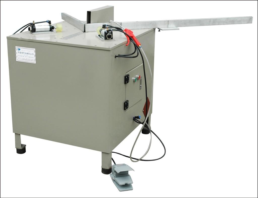 KY-1009气动切角机 45度切角机 铝材切角机 开角机