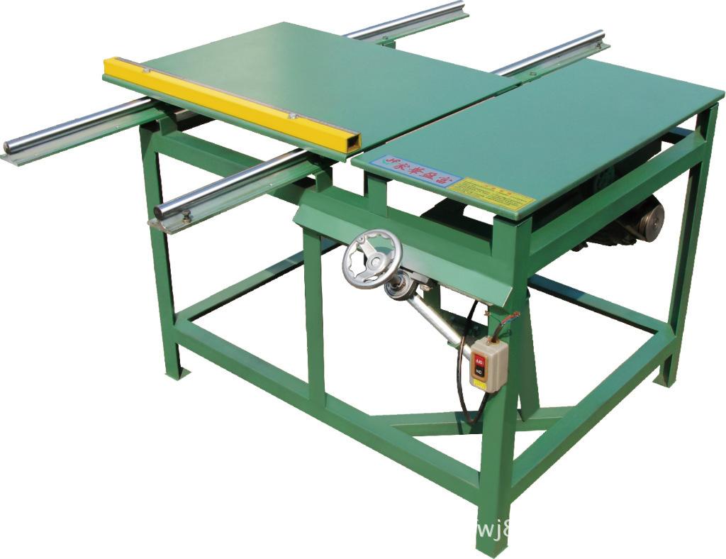 45度/90度精密裁板锯 45度/90度简易推台锯