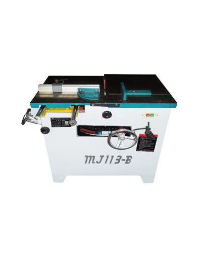 MJ113-B轴倾斜升降圆锯机