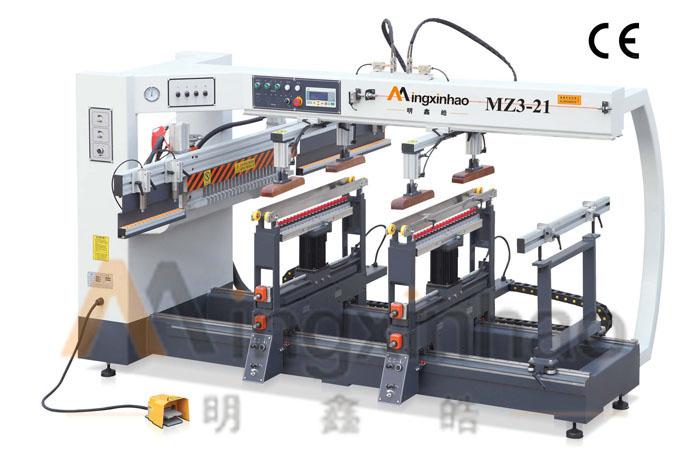 MZ3-21 三排多轴木工钻床
