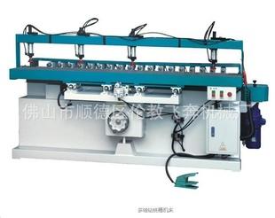 多轴钻榫槽机 木工榫槽机 万能钻榫槽机 木工多功能打槽机