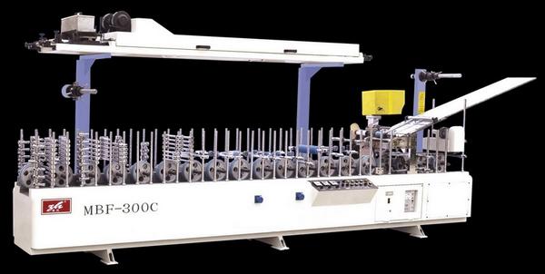 BF-300C /冷热胶包覆机