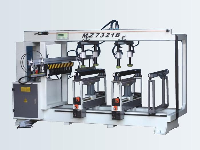 MZ7321A三排多轴木工钻床